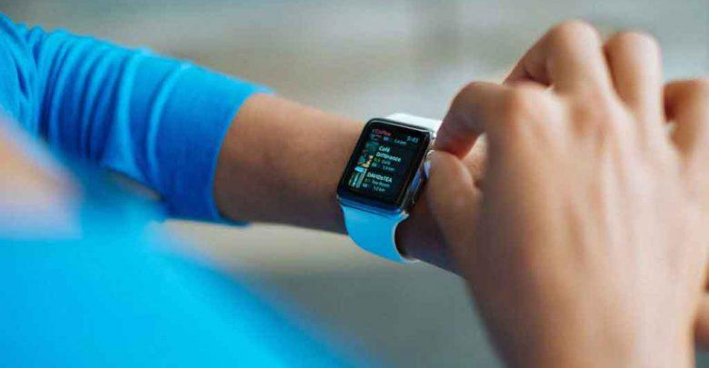 تصویر از ساعت هوشمند گوگل و تصاویری از کارایی آن