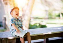 تصویر از شادی های کودکانه