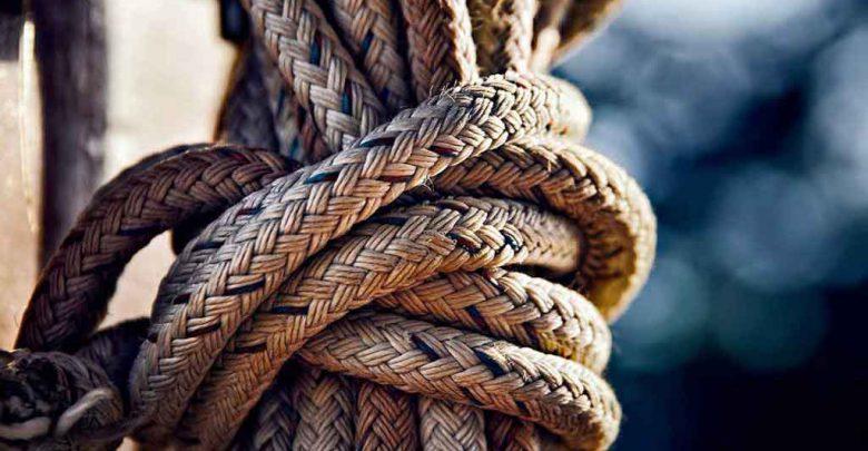 تصویر از از مواد اضافی طناب درست کنید